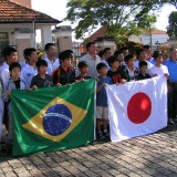 ブラジルサッカー留学の風景