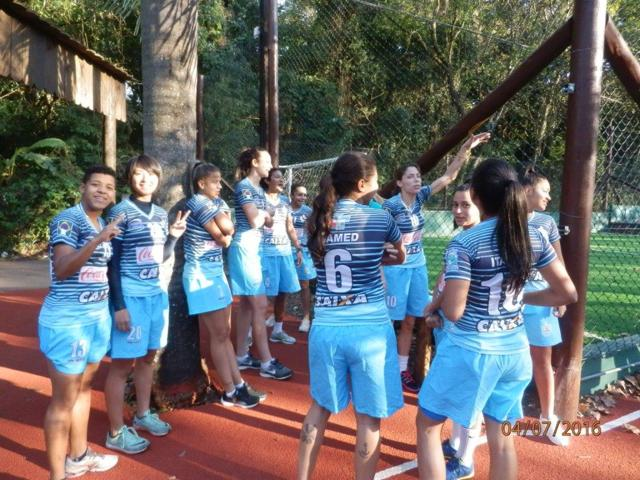ブラジルサッカー留学生からの写真