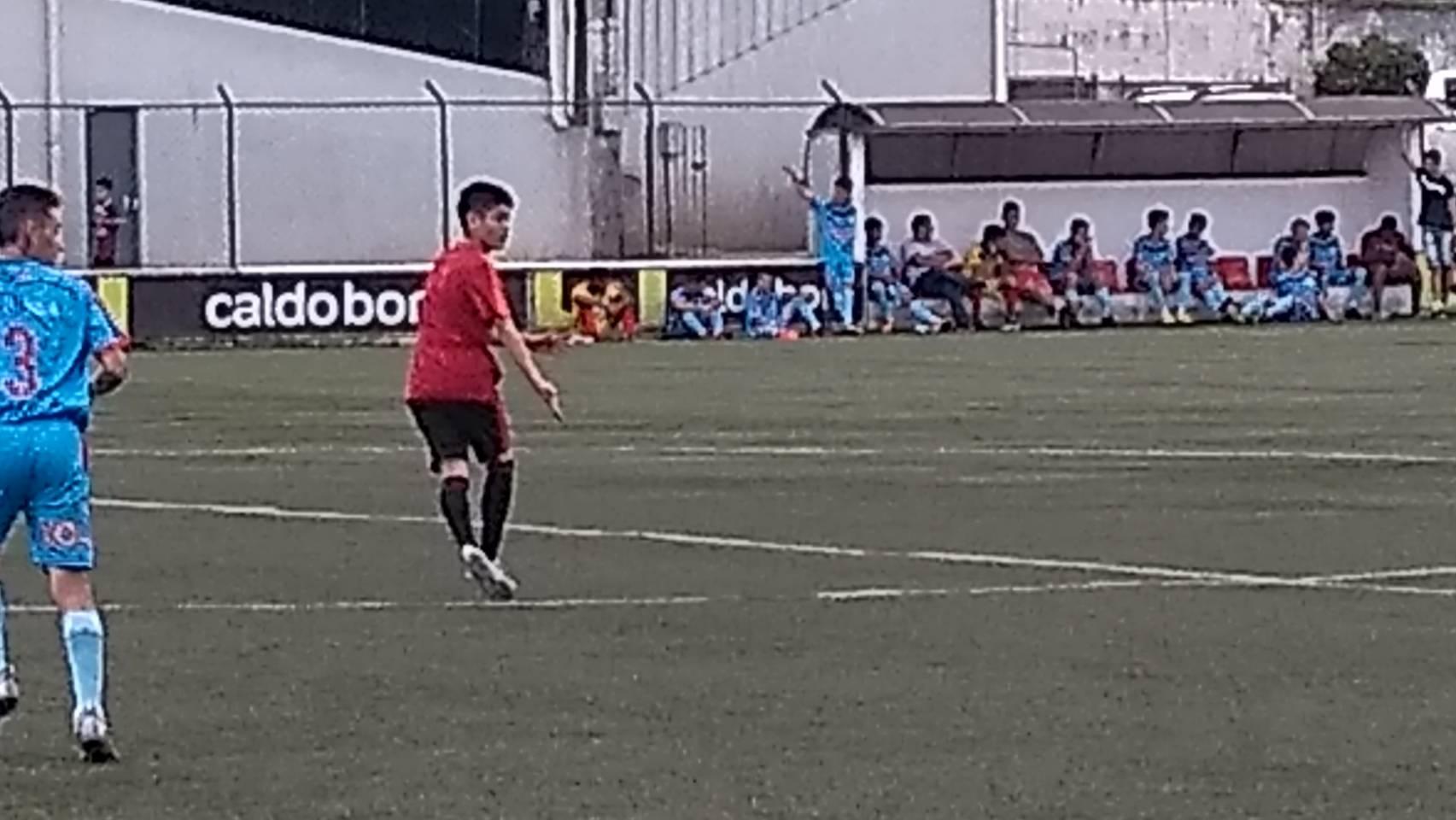 2019年ブラジルサッカー留学生