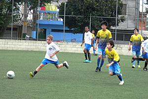 夏休みブラジルサッカー留学募集中!