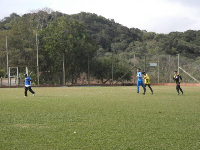 ブラジルサッカー留学の遠征ラストスパート