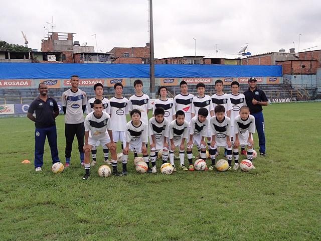 2014春のブラジルサッカー遠征