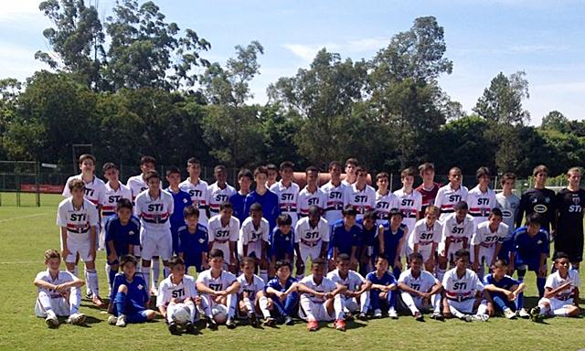 春休みブラジルサッカー遠征