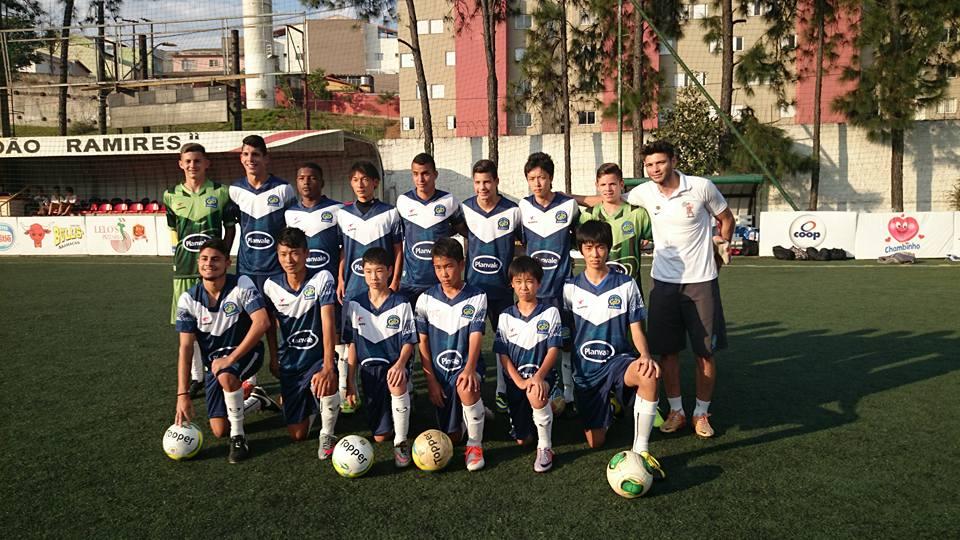 2015年の夏休みブラジルサッカー留学