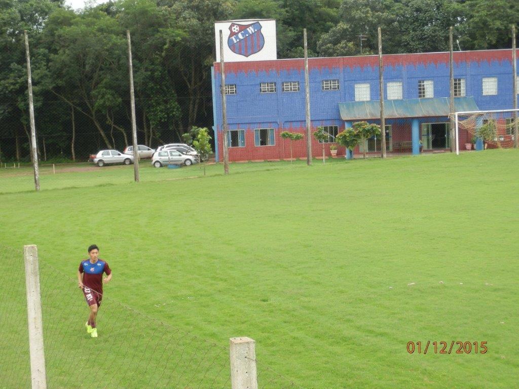 2度目のブラジルサッカー留学の写真