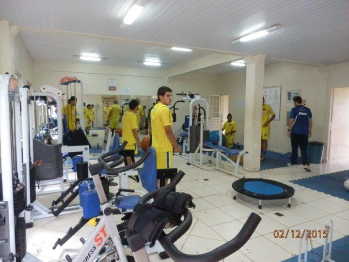 ブラジルのサッカークラブのトライアウト